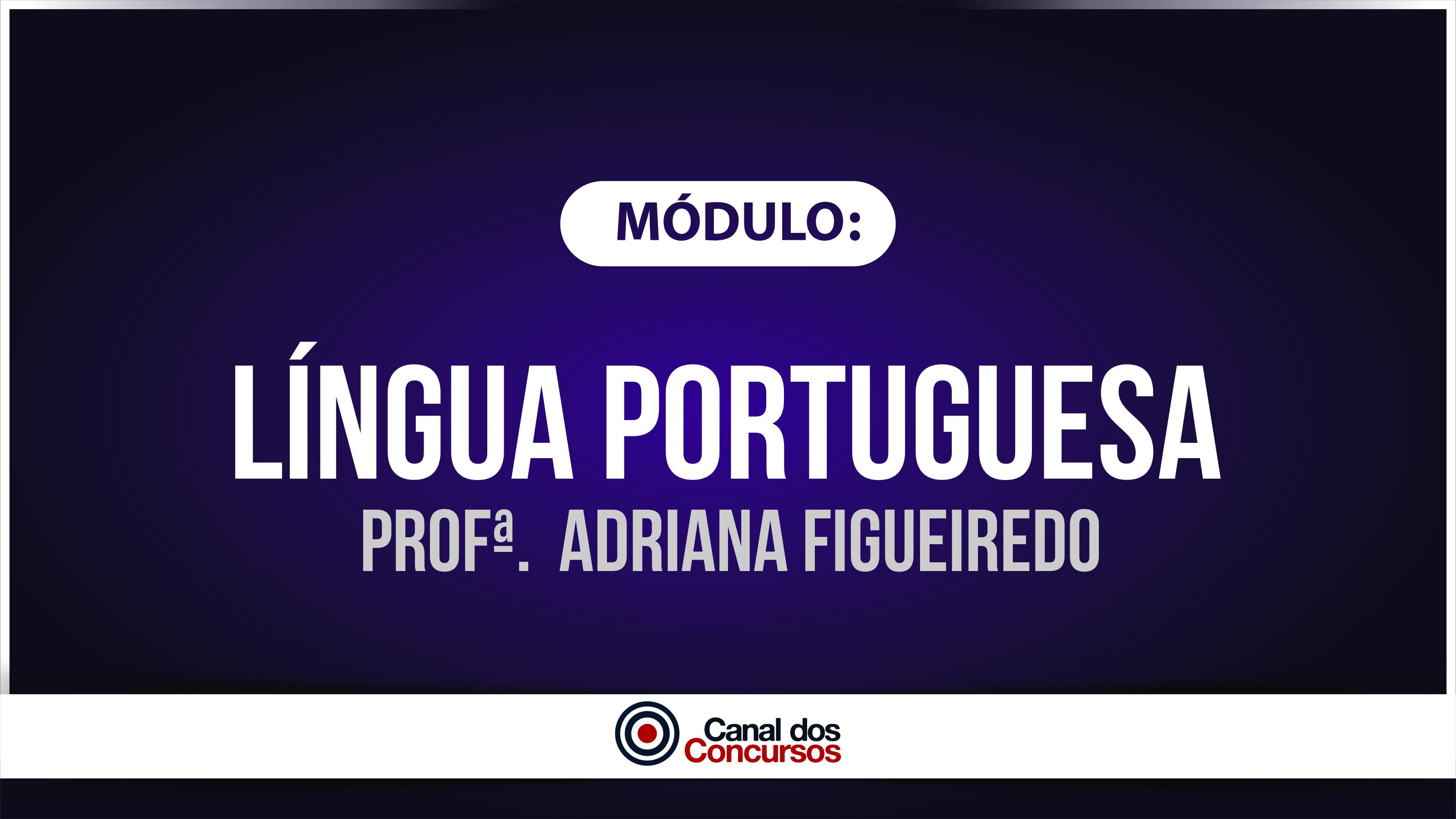 Português Professora Adriana