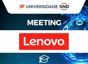 Lenovo - Volta às aulas para uma Educação sem Fronteiras